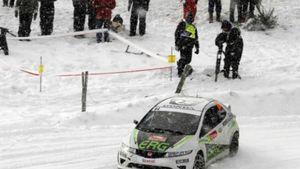 Honda: Με Civic Type-R οι Δριβάκος-Μπαντέ στον αγώνα του Παγκοσμίου Πρωταθλήματος Ράλλυ