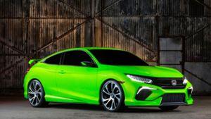 Νέο Civic Concept από τη Honda