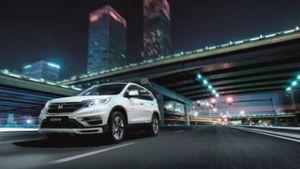 Honda: To Honda CR-V με όφελος μέχρι 5.000 ευρώ