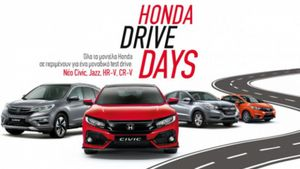 Honda: Οδηγική εμπειρία με τις Honda Drive Days