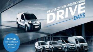 Peugeot: Drive Days για τα επαγγελματικά οχήματα