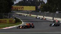 Pirelli: Ο οδηγός της Mercedes Lewis Hamilton κέρδισε το Μεξικάνικο GP
