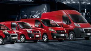 Fiat Professional: Διακρίσεις στα Fleet Van Awards