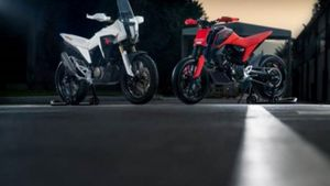 Honda: Παρουσίαση φουτουριστικών μηχανών στην EICMA