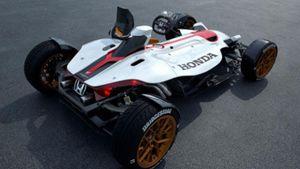 Το Honda Project 2&4 στη Φρανκφούρτη