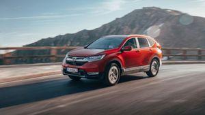 Honda: Νέα έκδοση του παγκόσμιου best-seller στην κατηγορία SUV