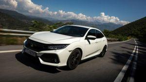 Honda: Παρουσιάζει το νέο 5θυρο Civic