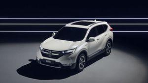 Η Honda θα αποκαλύψει το CR-V Hybrid Prototype στην Έκθεση Αυτοκινήτου της Φρανκφούρτης