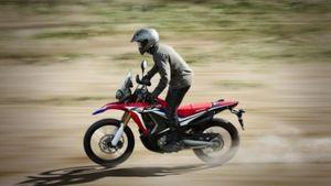 Honda: Ιδανική πρόταση για αποδράσεις η CRF250 RALLY