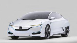 Honda: Παρουσίασε το FCV Concept στη Β. Αμερική