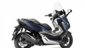 Honda: Ανανεωμένο το σκούτερ Forza 300