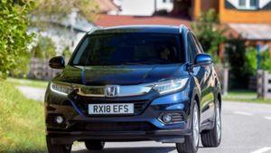 Honda: Αποκαλύπτει το HR-V με ανανεωμένο στυλ και προηγμένες τεχνολογίες
