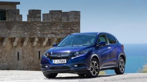 Honda: 5 αστέρια Euro NCAP για τα HR-V και Jazz
