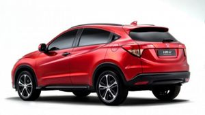 Honda: Τα πρώτα στοιχεία για το HR-V