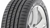 H Maserati Levante επιλέγει την τεχνολογία της σειράς Goodyear Eagle F1