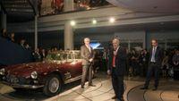 Ελληνικό Μουσείο Αυτοκινήτου: 100 χρόνια Maserati
