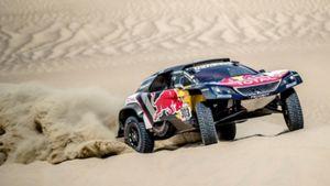 Peugeot: Η παρουσία της Team Peugeot Total στην πρώτη μέρα του Ράλι Ντακάρ