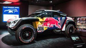 Peugeot: Αφιέρωμα στο Ντακάρ 2018
