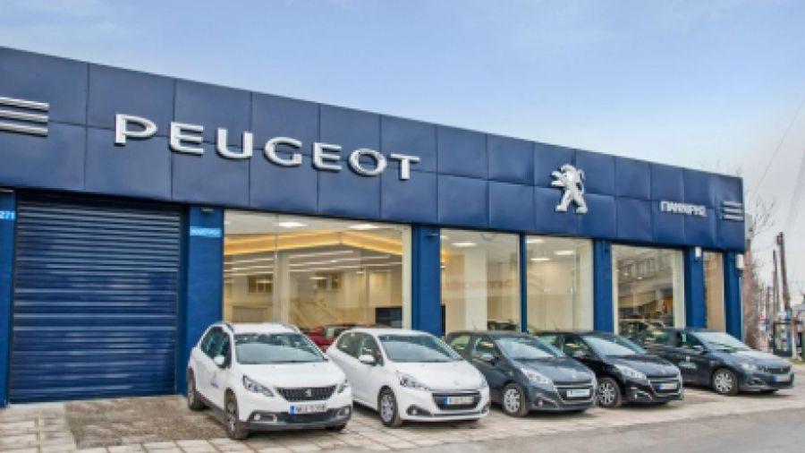 Νέα κάθετη μονάδα Peugeot για την Γιαννίρης Α.Ε.
