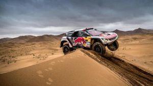 Peugeot: Θρίαμβος για 2η συνεχόμενη χρονιά στο Silk Way Rally