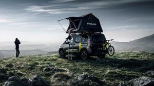 Peugeot: Κυνηγός της περιπέτειας το Rifter