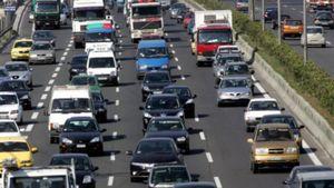 13,5 έτη ο μέσος όρος ηλικίας των αυτοκινήτων στην Ελλάδα