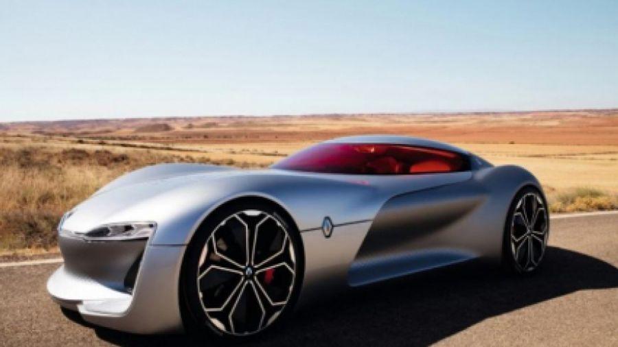 Το Renault TREZOR Most Beautiful Concept Car of the Year 2016