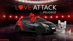 Επίθεση αγάπης από την Peugeot