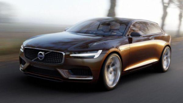Νέο Volvo Concept Estate