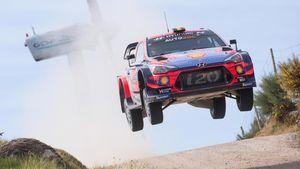 Hyundai Motorsport: O Neuville στο βάθρο του Rally de Portugal