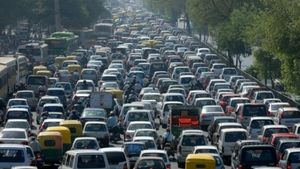 Το μποτιλιάρισμα στα χειρότερά του... Το top 20 των πόλεων στον κόσμο που πρέπει να αποφύγετε