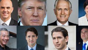 Οι μισθοί των ηγετών: Η λίστα με τους ακριβοπληρωμένους και τους... αδικημένους