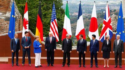 DW: Πνέει τα λοίσθια η ομάδα των G7;