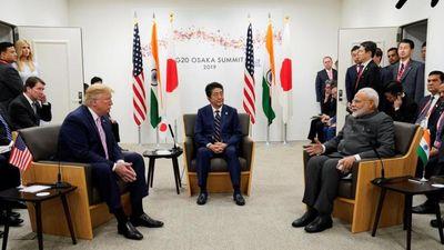 G20: Έκκληση Σίνζο Αμπε για την υποστήριξη του ελεύθερου εμπορίου
