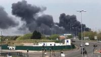 Αγγλία: Αλλεπάλληλες εκρήξεις στο Ντέρμπι