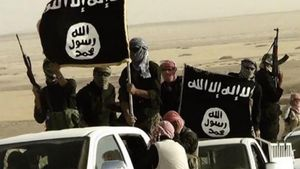 ISIS: Ανάληψη ευθύνης για τις επιθέσεις στην Ιορδανία