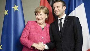 Mέρκελ: Θέλω συμφωνία με Γαλλία για μεταρρύθμιση ευρωζώνης