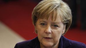 Μέρκελ: Ανησυχεί για την άνοδο του αντισημιτισμού στη Γερμανία
