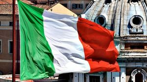 Ορκίζεται σήμερα η νέα ιταλική κυβέρνηση-Πρωθυπουργός ο Τζουζέπε Κόντε