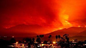 Κυβερνήτης Καλιφόρνιας: Φταίει η κλιματική αλλαγή