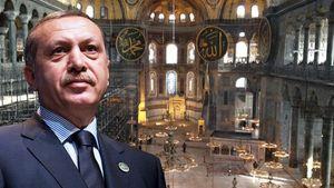 UNESCO: Τι απαντά στον Ερντογάν για την μετατροπή της Αγιά Σοφιάς σε τζαμί (βίντεο)