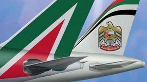 Etihad Airways: Eπέκταση των πτήσεων κοινού κωδικού με Alitalia