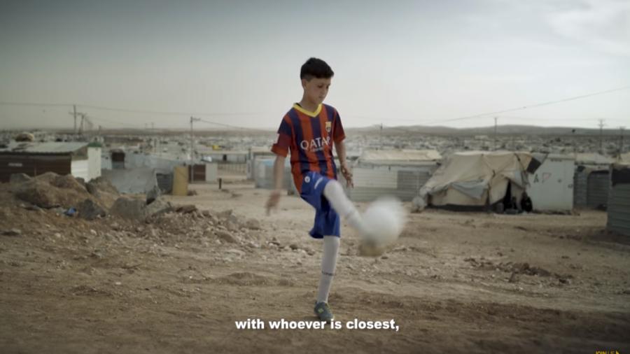 Barcelona και ΟΗΕ συνεργάζονται για την στήριξη των παιδιών προσφύγων