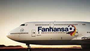 Η Lufthansa μετονομάζεται σε «Fanhansa» για το Mundial 2014