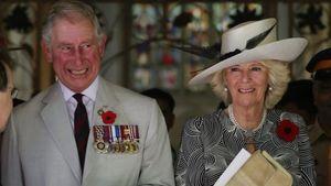 Το δώρο του πρίγκιπα Κάρολου για τα γενέθλια της Καμίλα