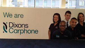Dixons Carphone: Ικανοποίηση για το πρώτο μισό του έτους