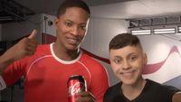 Η Coca-Cola χορηγεί virtual χαρακτήρα στο FIFA 2018