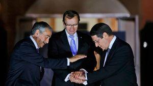 Επανέναρξη των διαπραγματεύσεων για το Κυπριακό στις 11 Απριλίου