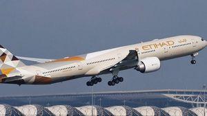 Αποτροπή βομβιστικής επίθεσης αυτοκτονίας σε πτήση της Etihad Airways