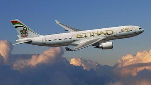 Etihad Airways: Θεαματική αύξηση εσόδων για τέταρτη συνεχή χρονιά